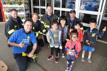 2015 Canadian Cancer Society Daffodils Campaign