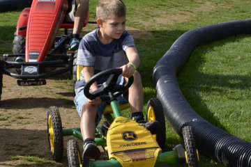 2016 Firefighters' Fun Day at Krause Berry Farms
