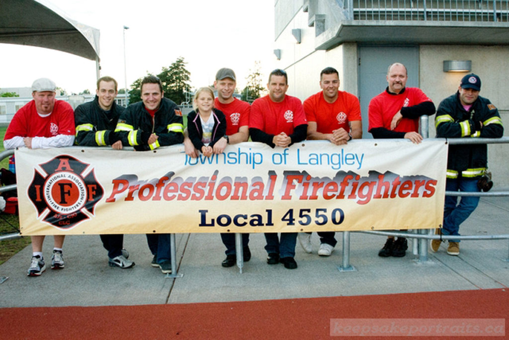 Township of Langley Firefighters Charities